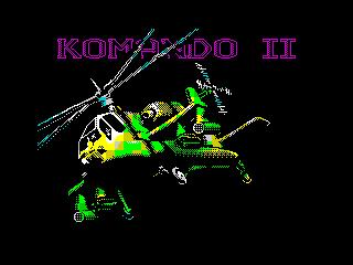 Komando II (Komando II)