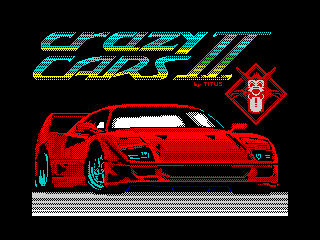 Crazy Cars II (Crazy Cars II)