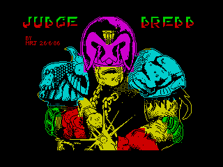 Judge Dread (Early and unpublished) (Judge Dread (Early and unpublished))