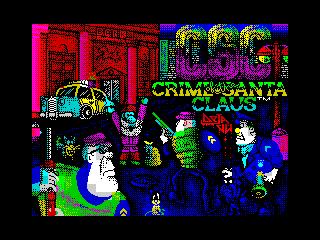 Crime Santa Clause: Deja Vu (Crime Santa Clause: Deja Vu)