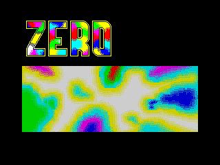ZERO (ZERO)