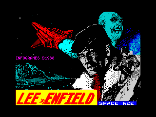 Lee Enfield Space Ace (Lee Enfield Space Ace)