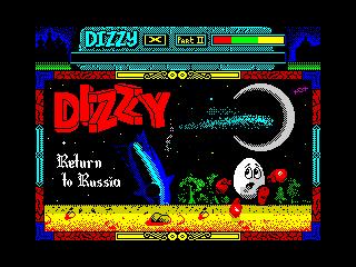 Dizzy Y Return to Russia