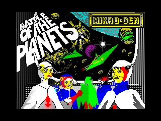 Battle of the Planets (Battle of the Planets)