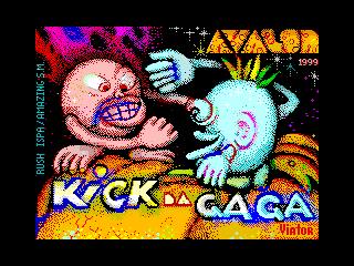 Kick da GAGA (Kick da GAGA)