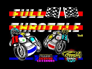 Full Throttle (Full Throttle)