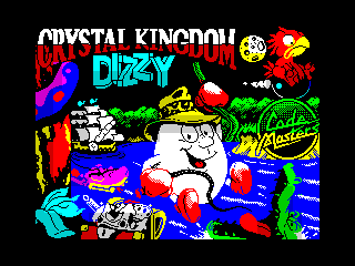 Crystal Kingdom Dizzy 2009 version (Crystal Kingdom Dizzy 2009 version)
