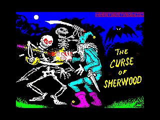 Curse of Sherwood (Curse of Sherwood)