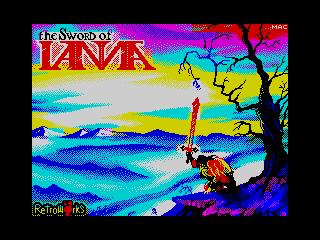 The Sword of Ianna (The Sword of Ianna)