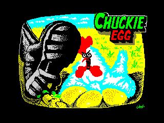 Chuckie Egg (Chuckie Egg)