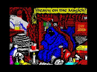Heavy on the Magick (Heavy on the Magick)