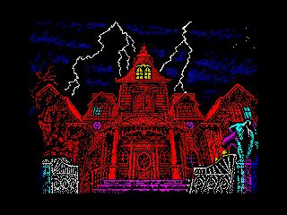 Night at Crimson Manor (Night at Crimson Manor)