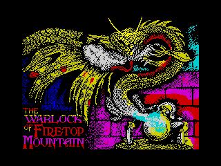 The Warlock of Firetop Mountain (The Warlock of Firetop Mountain)