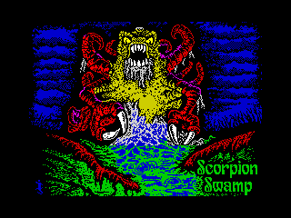 Scorpion Swamp (Scorpion Swamp)