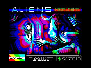 Aliens: Neoplasma (Aliens: Neoplasma)