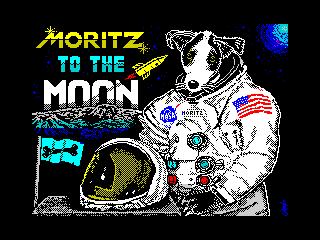 Moritz to the Moon (Moritz to the Moon)