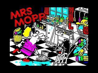 Mrs Mopp (Mrs Mopp)