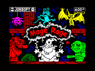 Mage Rage (Mage Rage)