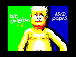 Big children & dead papas (Big children & dead papas)