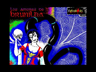 Los Amores de Brunilda (Los Amores de Brunilda)