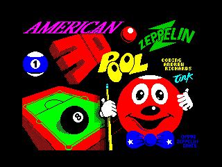 American 3D Pool (American 3D Pool)