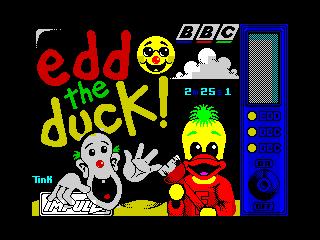 Edd the Duck (Edd the Duck)