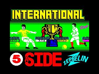 International 5-a-Side (International 5-a-Side)