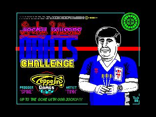 Jocky Wilson's Darts Challenge (Jocky Wilson's Darts Challenge)