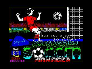 Kenny Dalglish Soccer Manager (Kenny Dalglish Soccer Manager)