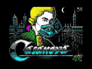 Casanova (Casanova)