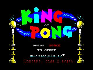 King of Pong ingame 1 (King of Pong ingame 1)
