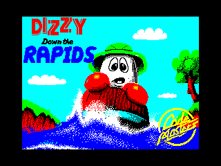 Dizzy Down the Rapids (Dizzy Down the Rapids)