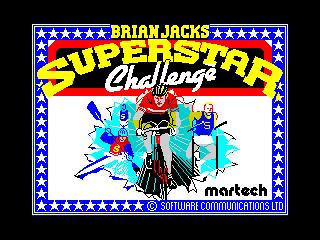 Brian Jacks Superstar Challenge (Brian Jacks Superstar Challenge)