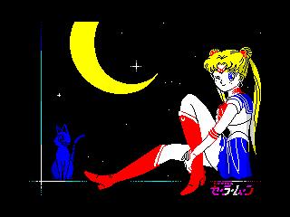 Sailor moon (Sailor moon)