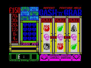 Arcade Fruit Machine (in-game) (Arcade Fruit Machine (in-game))