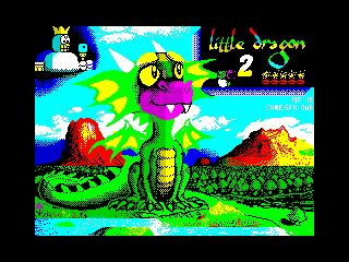Little Dragon 2 (Little Dragon 2)