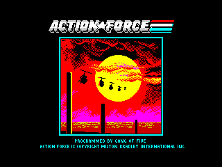 Action Force (Action Force)