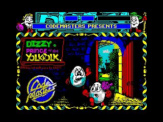 Dizzy, Prince of the YolkFolk (Dizzy, Prince of the YolkFolk)