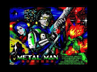 Metal Man Remixed (Metal Man Remixed)