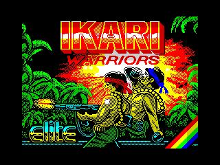 Ikari Warriors (Ikari Warriors)