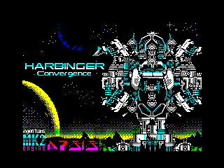 HARBINGER: Convergence (HARBINGER: Convergence)