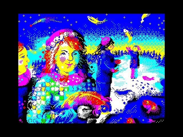 �9g�[�k;>�8^zx{��Z[_ZXSpectrum8-bitpixelartpictureFishflybyVassa-ZX-Art