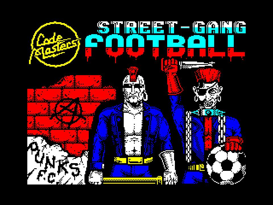 Street Gang Football