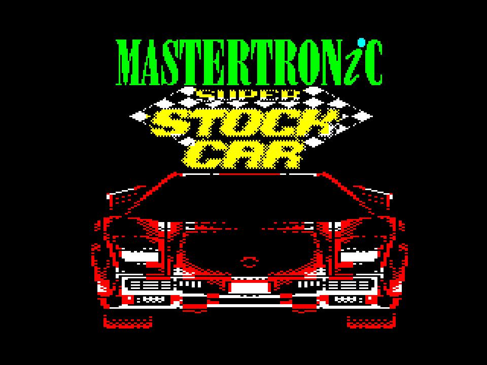 Super Stock Car