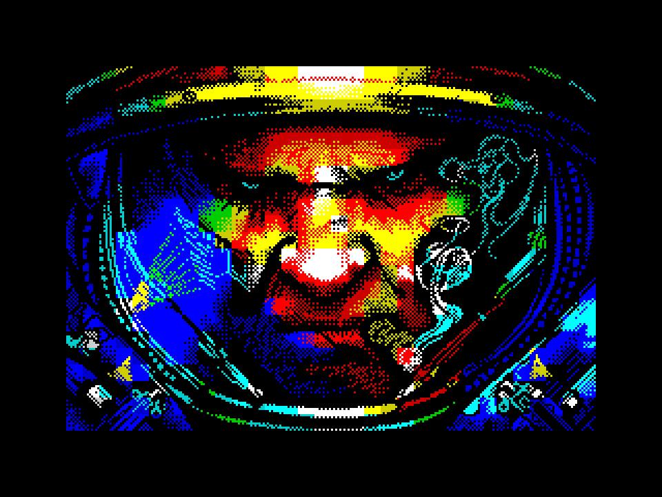 �9g�[�k;>�8^zx{��Z[_ZXSpectrum8-bitpixelartpictureMercenary4.TheHeavensDevilbydiver-ZX-Art