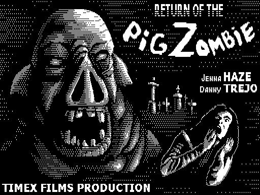 Return of the pig zombie (Return of the pig zombie)