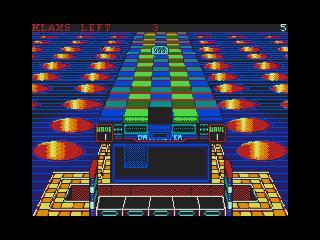 Klax Gamescreen