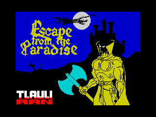 Escape from the Paradise