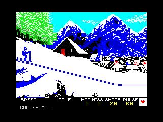 Winter Games 6