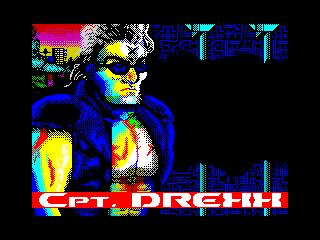 Captain Drexx Title